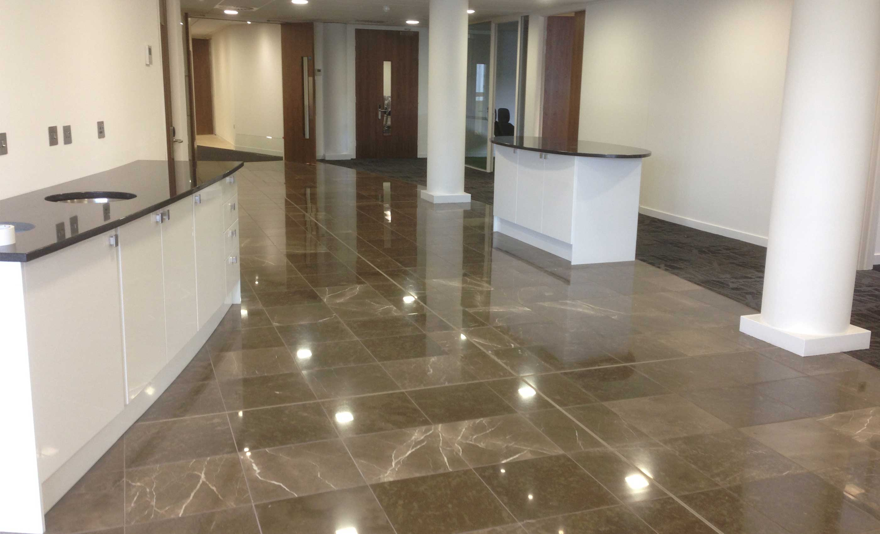 Types of flooring materials and their applications in building marble flooring material in buildings dailygadgetfo Images